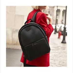 Mytagalongs Everleigh Black Onyx Travel Backpack